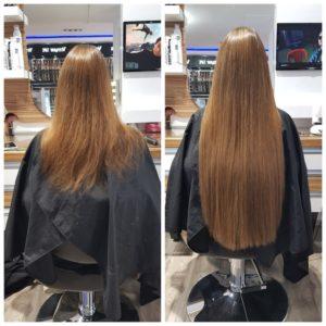 Haarverlaengerung salon Hair Extensions