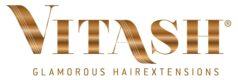Haarverdichtung Haarverlängerung HairExtensions Vitash® Logo
